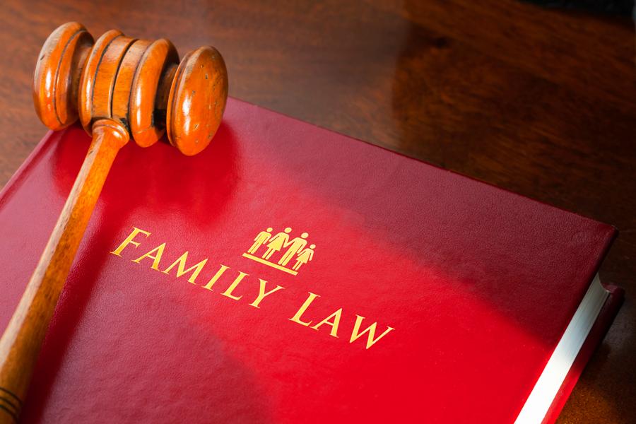 Court order Divorce Law Los Angeles